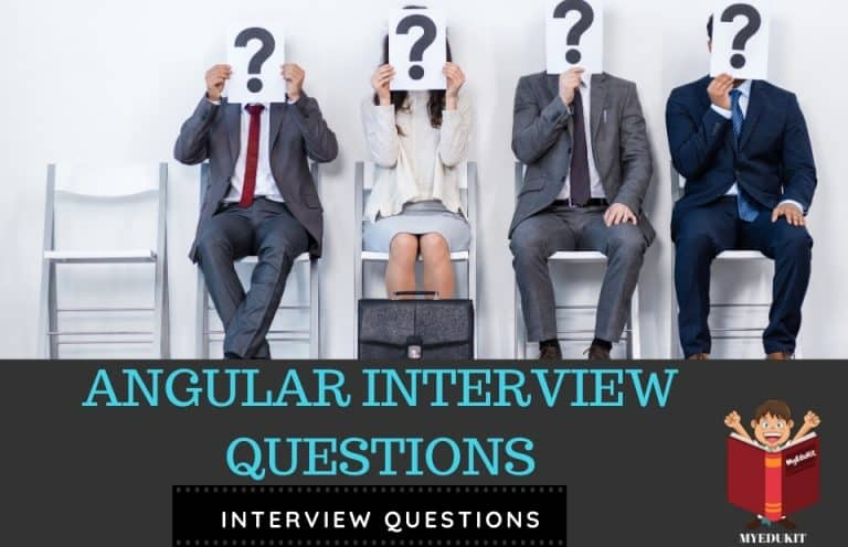 Angular Interview Questions